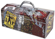 Sainty Art Works Art Deco Portable Zombie Tool Box