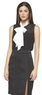 Altuzarra Women's Sleeveless Sheer Bow Blouse