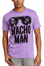 American Classics Men's Macho Man Old School T-Shirt