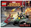 LEGO Super Heroes Iron Man vs. The Mandarin Set + Free Gift