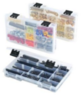 Husky 12-Compartment Parts Bin Organizer, 3-Pack