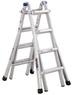 Werner 17' Aluminum 300lb Telescoping Ladder