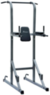 Soozier Fitness Power Tower w/ Dip Station and Pull Up Bar