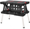 Keter Folding Work Table w/ Bonus Accessories