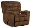 Simmons Upholstery James Heat & Massage Recliner