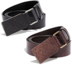Guess Men's Signature Leather Belt