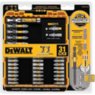 DeWalt Maxfit 31-Pc. Screwdriver Set w/ Sleeve