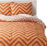 Room Essentials Dot Chevron Comforter Set