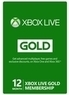 Xbox LIVE 12 Month Gold Membership + $5 Xbox Gift Card