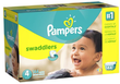 Amazon - Buy 1 Select Box of Pampers Diapers, Get a $10 Amazon Gift Card