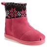 Toms Girls' Nepal Tiny Boots