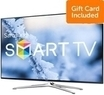 Samsung 32 LED Smart HDTV + $150 eGift Card