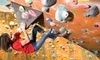 Momentum Indoor Climbing Coupons Sandy, Utah Deals