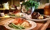 Tandem Dinner and Wine Bar Coupons Bothell, Washington Deals