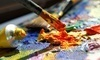Get a Taste of Your Creative Side at a BYOB Painting Workshop Coupons Arlington, Virginia Deals