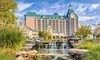 Chateau on the Lake Resort Spa Coupons Branson, Missouri Deals
