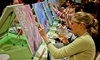 Paint Nite Coupons Charlotte, North Carolina Deals