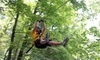 Squire Boone Caverns Zipline Course Coupons Mauckport, Indiana Deals