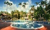 All-Inclusive Vista Sol Punta Cana Vacation with Airfare from Vacation Express Coupons  Deals