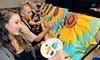 Painting & Vino (LA) Coupons Santa Monica, California Deals