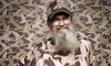 A Night With A&E's Duck Dynasty Willie, Korie, Si & Al Robertson Coupons Columbus, Indiana Deals