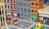 Brick Fest Live LEGO Fan Festival Coupons Cincinnati, Ohio Deals