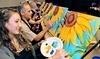 Painting & Vino Coupons La Jolla, California Deals