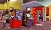Funfinity Indoor Playground Coupons Auburn, California Deals