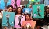 Colorful Canvas Art Parties Coupons Richton Park, Illinois Deals