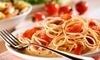 Gumba's Italian Restaurant & Pizzeria Coupons
