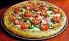 Dough Boy's California Pizza Coupons