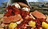 Blue Water Seafood & Crab Coupons