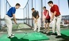 The Golf Club At Chelsea Piers- find under Sports Center Coupons