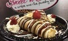 Sweet 'n' Savory Crepe and Rice Pudding Bar Coupons