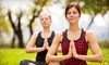 Hiking Yoga Coupons Manhttan, New York Deals