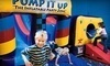 Pump It Up Coupons Lake Forest, California Deals