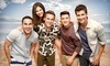 Summer Break Tour: Big Time Rush & Victoria Justice Coupons Saratoga Springs, New York Deals