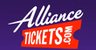 Alliance Tickets - $10 Off $100+ Order