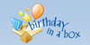Birthday in a Box - 20% Off Personalized Orders
