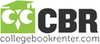 CollegeBookRenter.com - 5% Off $100 3+ Book Order