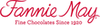 Fannie May - $10 Off + Free Shipping with Dozen Chocolate Dipped Strawberries