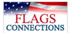 Flags Connections - $6 Off $100+ American Flag and Flag Display Case Order
