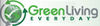 Green Living Everyday - $5 Off Engage Green Backpack Order