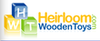 HeirloomWoodenToys.com - Free Shipping on anything from the What's New section