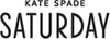 Kate Spade Saturday - 25% Off Apparel