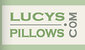 LucysPillows.com - $5 off $40+ Order