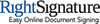 RightSignature - Free Trial and $5 off Your First Month