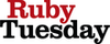 RubyTuesday - Buy 1 Entree, Get 1 50% Off
