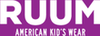 RUUM - 20% Off Ruum American Kid's Wear Order