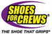 Shoes for Crews - Free Fold-up Backpack With Purchase